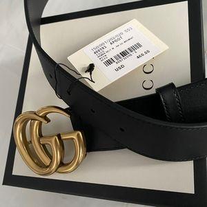 Authentic Gucci Marmont Belt 95